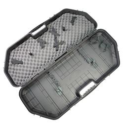 Archery Compound Bow Hard Case Carry Hand Bag Box Covers Hol