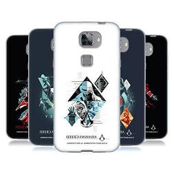 ASSASSIN'S CREED LEGACY CHARACTER ARTWORK SOFT GEL CASE FOR