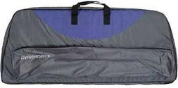 Bohning Adult Bow Case Gray and Blue Model: 701037GYBL