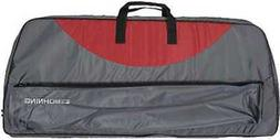 Bohning Adult Bow Case Gray and Red Model: 701037GYRD