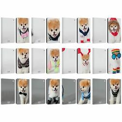 BOO-THE WORLD'S CUTEST DOG PORTRAITS LEATHER BOOK CASE FOR A