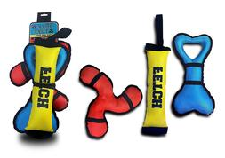 Bow Wow 3 piece Dog Toy Sets  - New in Retail Packaging