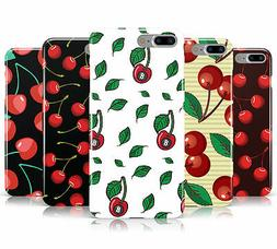 CHERRY PRINT COLLECTION HARD MOBILE PHONE CASE COVER FOR APP