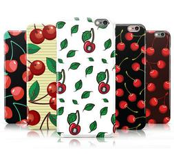 DYEFOR CHERRY PRINT COLLECTION MOBILE PHONE CASE COVER FOR A
