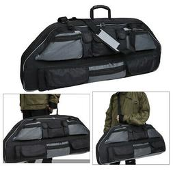 Compound Bow Case Big Protective Storage Arrow Case for Hunt