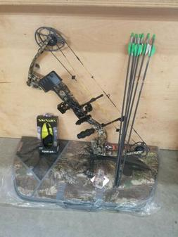Diamond Deploy 2017 SB Compound Bow Package Right hand 60lbs
