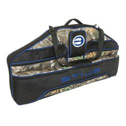 Elevation Elite Edition Bow Case Black and Realtree Edge 38