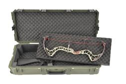 SKB Sports iSeries Parallel Limb Double Bow/Rifle Case, 40 x