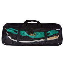 Cartel Kit T/D Recurve Bow Case Soft Bag Black