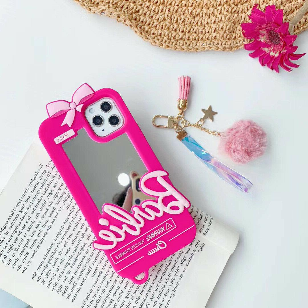 New Pink Case iPhone X