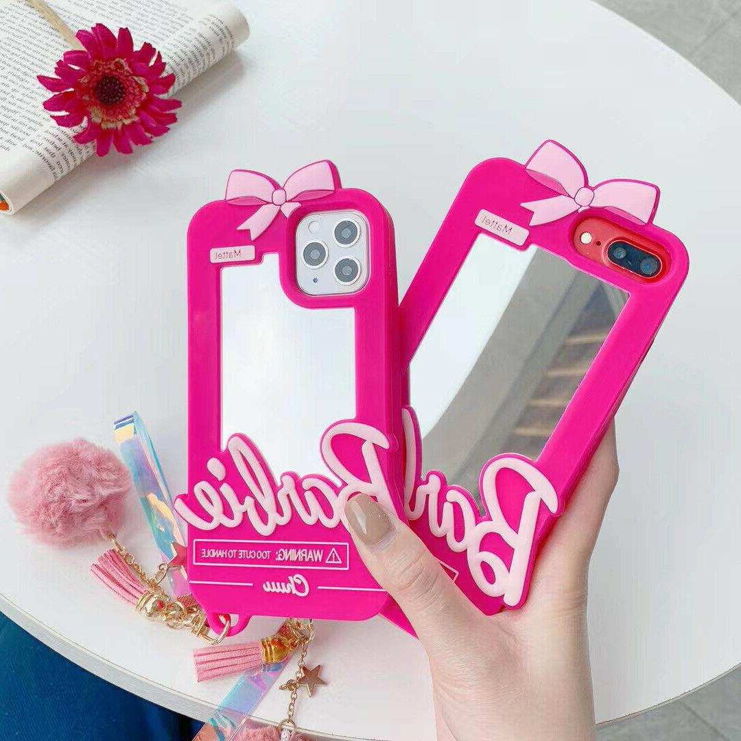 New Mirror Case Cover For 11 Pro 7 8 X
