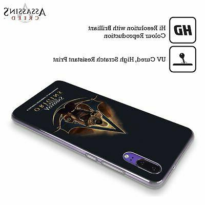 ASSASSIN'S CREED ART GEL FOR HUAWEI 2