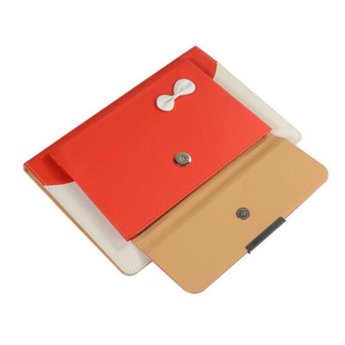 Bow Smart Leather Tablet Stand For 1 2 5