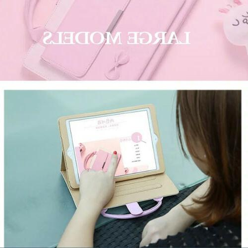 Cute Case Tablet Handle Stand Cover For 2 3