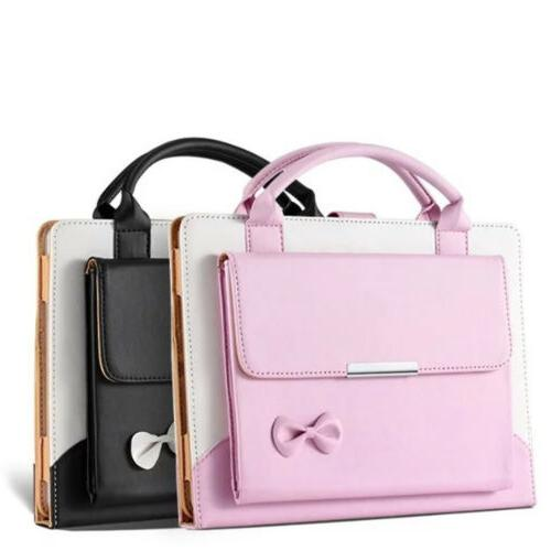 Cute Case Leather Tablet Stand Cover 2