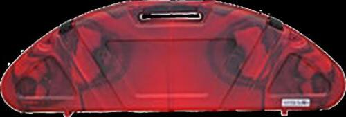genesis hard bow case red