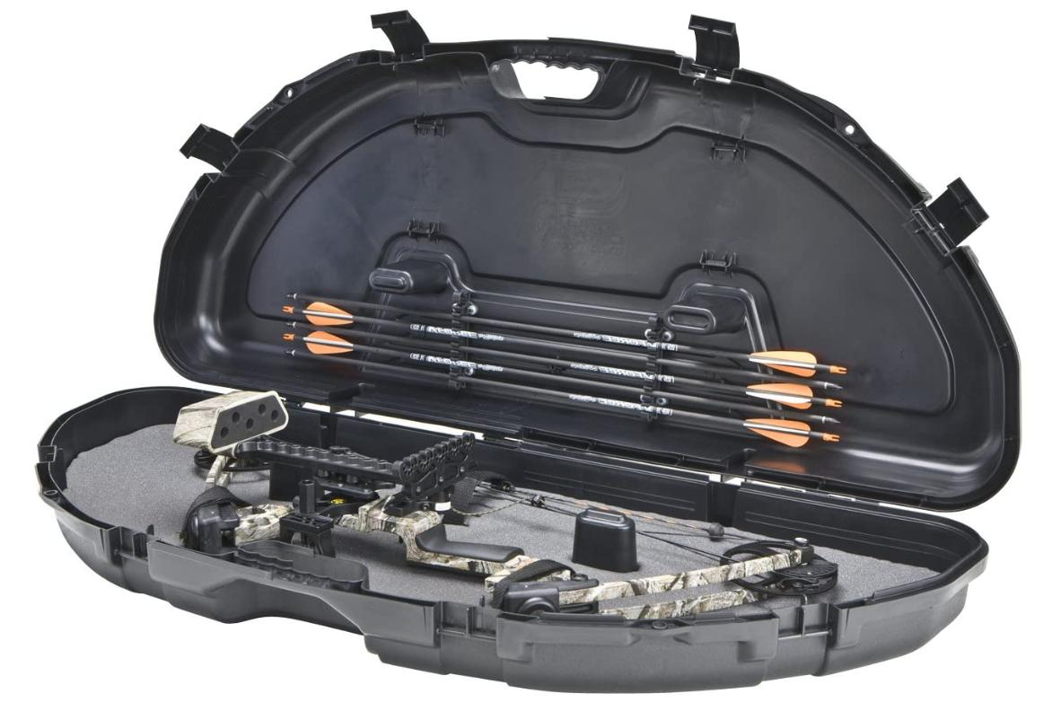 hard bow case compact compound archery hunt