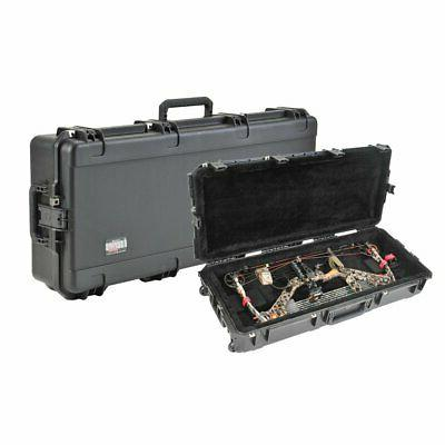 iseries parallel limb bow case black large
