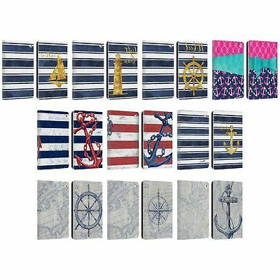 official nautical leather book case for apple