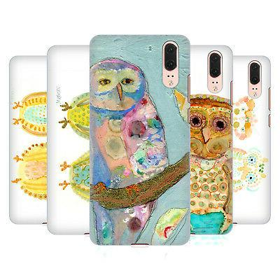 official owl back case for huawei phones