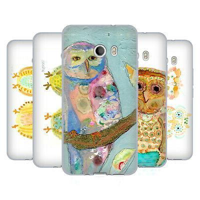 official owl gel case for htc phones