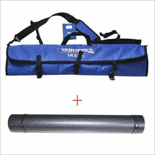 portable archery bow bag case for recurve