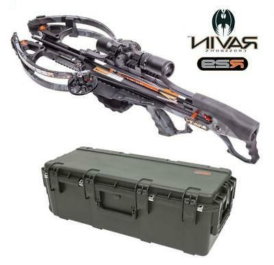 ravin r29 crossbow with skb hard case
