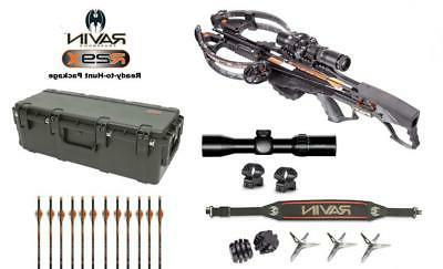 ravin r29x ready to hunt package w