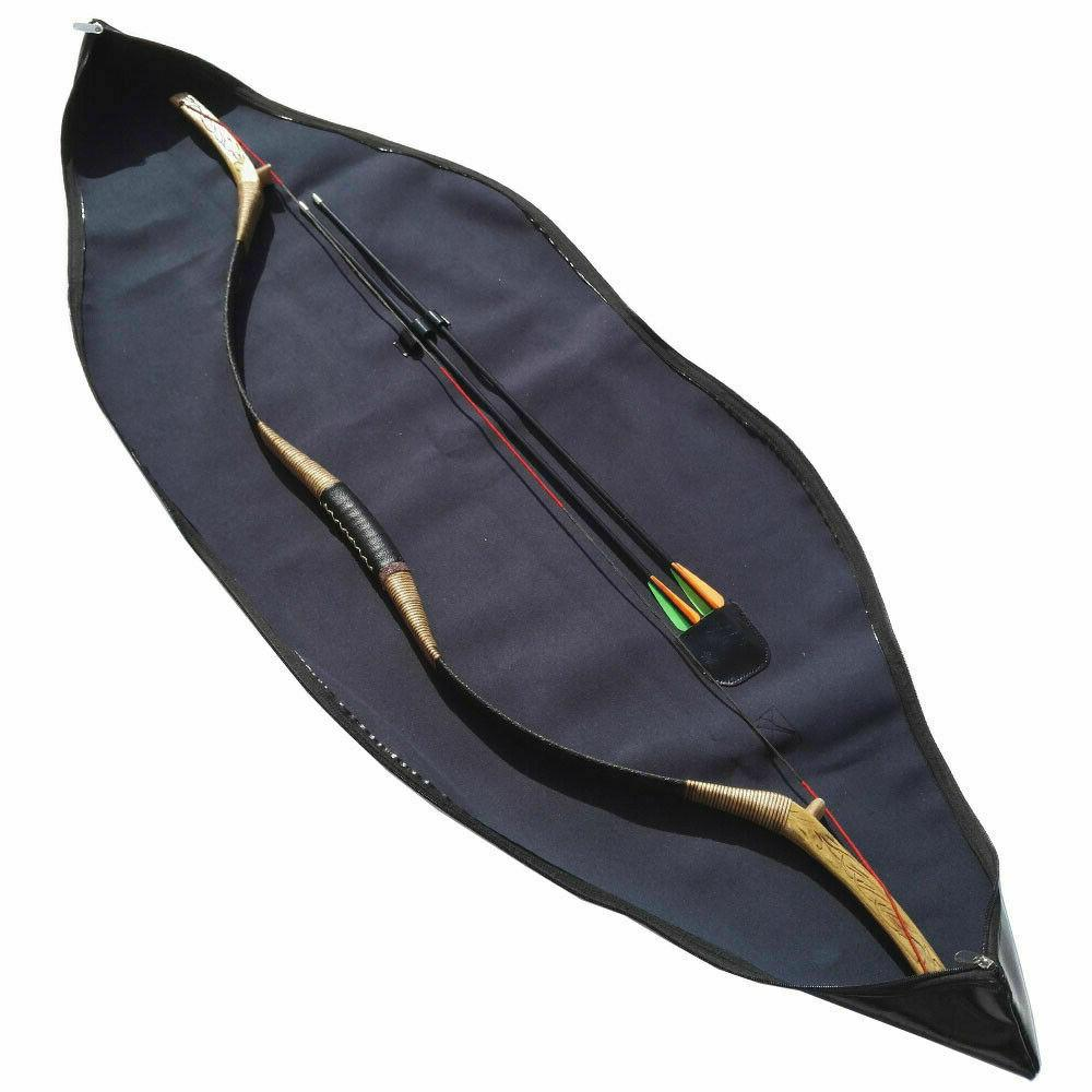 traditional bow archery bow bag recurve bow