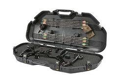 New Black Plano All Weather Airline Rated Hard Bow Case Mode