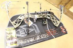 New Diamond Deploy SB Compound Bow Package Right hand 70lbs
