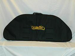 NEW MATHEWS GRAB N GO SOFT BOW CASE- BLACK W/EMBROIDERED LOG