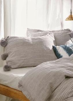 NEW Urban Outfitters Plum And Bow Alia 1 Standard Pillow a C