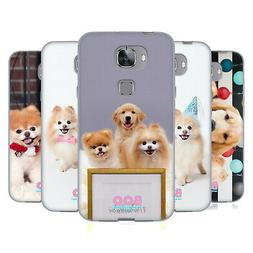 OFFICIAL BOO-THE WORLD'S CUTEST DOG FRIENDS GEL CASE FOR HUA