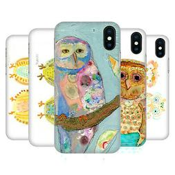 OFFICIAL WYANNE OWL BACK CASE FOR APPLE iPHONE PHONES