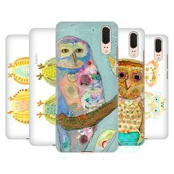 OFFICIAL WYANNE OWL BACK CASE FOR HUAWEI PHONES 1