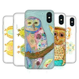 OFFICIAL WYANNE OWL GEL CASE FOR APPLE iPHONE PHONES