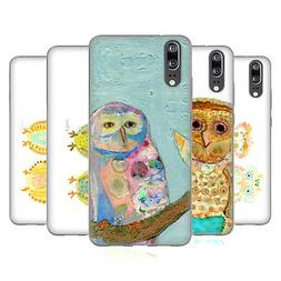 OFFICIAL WYANNE OWL GEL CASE FOR HUAWEI PHONES