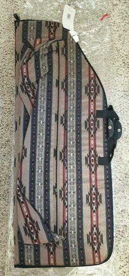 Red Head Padded Compound Bow Case 46 x 17 Indian Blanket Pat
