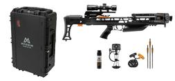 Mission Sub-1 LITE Crossbow PRO Package Black w/ SKB Hard Ca