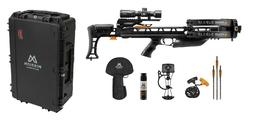 Mission Sub-1 XR Crossbow PRO Package Black w/ SKB Hard Case