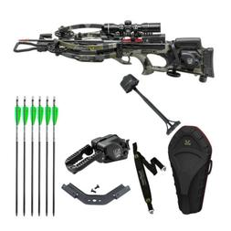 TenPoint Nitro XRT ACUdraw 470 FPS Crossbow with Scope and S