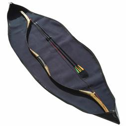 Traditional Bow Archery Bow Bag Recurve Bow Case for Longbow