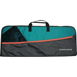Bohning Youth Bow Case Gray And Teal